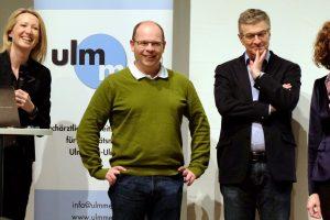 ulmmed Gesundheitsforum im Ulmer Stadthaus, März 2017